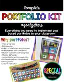 BUNDLE Complete Portfolio Kit + Goals #goalgetters