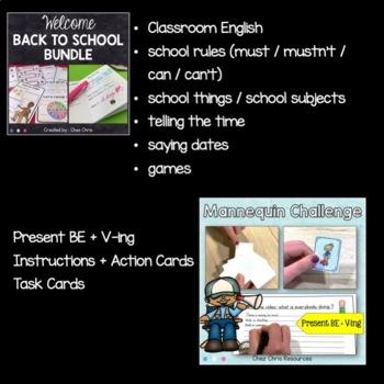 BUNDLE - Complete lessons - 7th grade