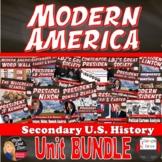 Contemporary American Society BUNDLE: –SAVE $$$