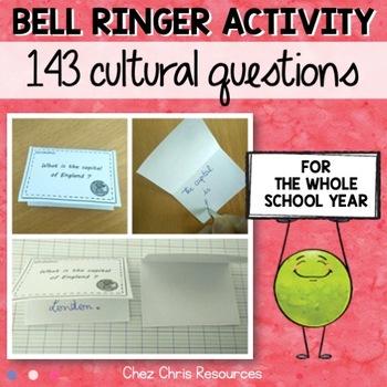 BUNDLE: Culture and Civilisation - Set 1 & 2