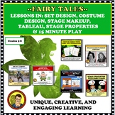 BUNDLE:  DRAMA UNITS & LESSONS USING FAIRY TALES