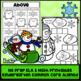 BUNDLE: December Comprehension and December Print & Go