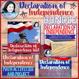 Declaration of Independence Bundle