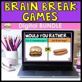 BUNDLE   Distance Learning Games