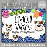 BUNDLE Dog E Doggie Emoji Wars {Interactive Rhythm Games}