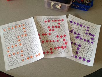 BUNDLE Dolch Pre-Primer thru 2nd Grade Dot-to-dot Sheets