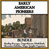 BUNDLE - EARLY AMERICAN PIONEERS