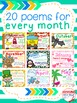 BUNDLE-ENTIRE year of Poems and Songs