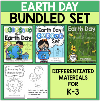 BUNDLE: Earth Day Resources