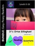 BUNDLE - Decodable Easy Peasy Readers!
