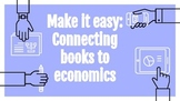 BUNDLE: Economic Activities {4 connecting book}