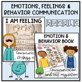 Emotions and feelings | behavior and self regulation communication supports