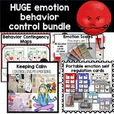 Emotion self regualtion control and behavior | visuals and