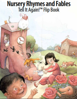 BUNDLE - Engage NY:  Module 1 - Nursery Rhymes and Fables:  Lessons 1-12