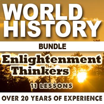 Enlightenment Bundle John Locke & Thomas Hobbes Reading Wr