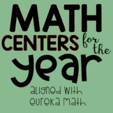 BUNDLE --Eureka Math Bundle (Second Grade)