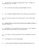 BUNDLE Everything's an Argument Ch. 7-12 Close Reading Notes