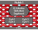 BUNDLE! Expeditionary Learning (EL Education) Skills Block; Module 1