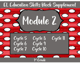 BUNDLE! Expeditionary Learning (EL Education) Skills Block; Module 2