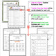 BUNDLE - FUNdamentally Differentiated Spelling Lists & Activities - Grades 1 & 2