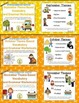 FALL Speech Therapy Upper Elem Bundle Themed Vocabulary &