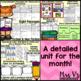 BUNDLE: February Comprehension, Phonics & Math Work