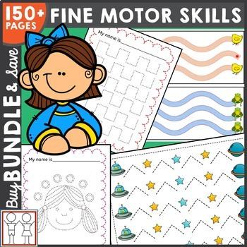 BUNDLE: Fine Motor Skills