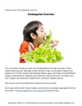 BUNDLE - Tower Garden First Grade Curriculum Plus Journal
