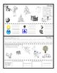 BUNDLE First Grade Homework Sept. - May Supports SRA Imagi