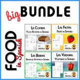 BUNDLE - Food in Spanish - Comida