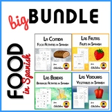 Food in Spanish - BUNDLE - Comida