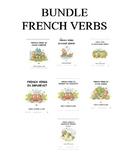 BUNDLE: French verbs, 7 volumes