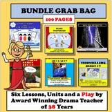 BUNDLE GRAB BAG--DRAMA LESSONS AND UNITS