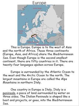 BUNDLE: Geography Unit (SOL 3.6)