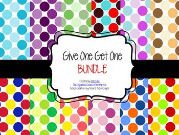 BUNDLE! Give One Get One