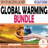 BUNDLE: Global Warming and Climate Change (Geography)