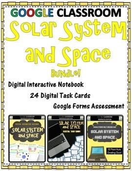 Google Classroom SPACE Bundle