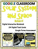 Solar System and SPACE Bundle for Google Classroom - Dista