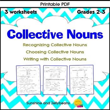 Nouns & Pronouns - Grade 3 - BUNDLE - 30 worksheets - Great Practice! - CCSS