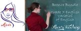 BRONZE BUNDLE - Grade 7 English - Different Varieties of English