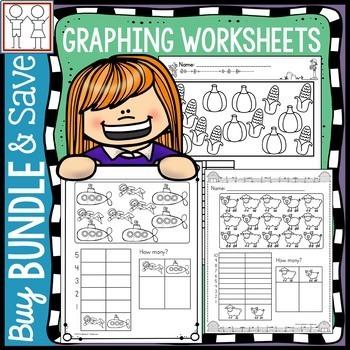 BUNDLE: Graphing Worksheets