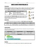 BUNDLE - Gravitational Potential Energy & Kinetic Energy Word Problems & Quiz