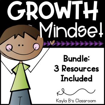 Growth Mindset: Bundle