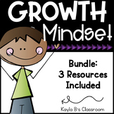 Growth Mindset: Bundle