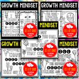 BUNDLE: Growth Mindset Coloring Pages