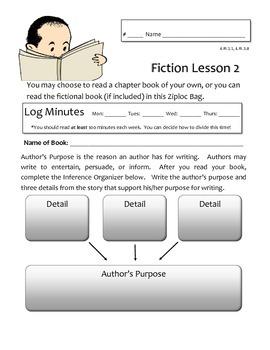 [BUNDLE] HMH Florida Journeys 4th Grade Fiction/Nonfiction Reader Response