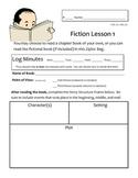 [BUNDLE] HMH Florida Journeys 4th Grade Fiction/Nonfiction
