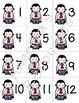 Halloween Activities Bundle: Number Cards 1-20 and Alphabet Cards
