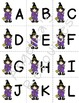 Halloween Bundle: Number Cards 1-20 and Alphabet Cards