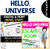 BUNDLE - Hello, Universe - Escape Room + DIGITAL Novel Stu
